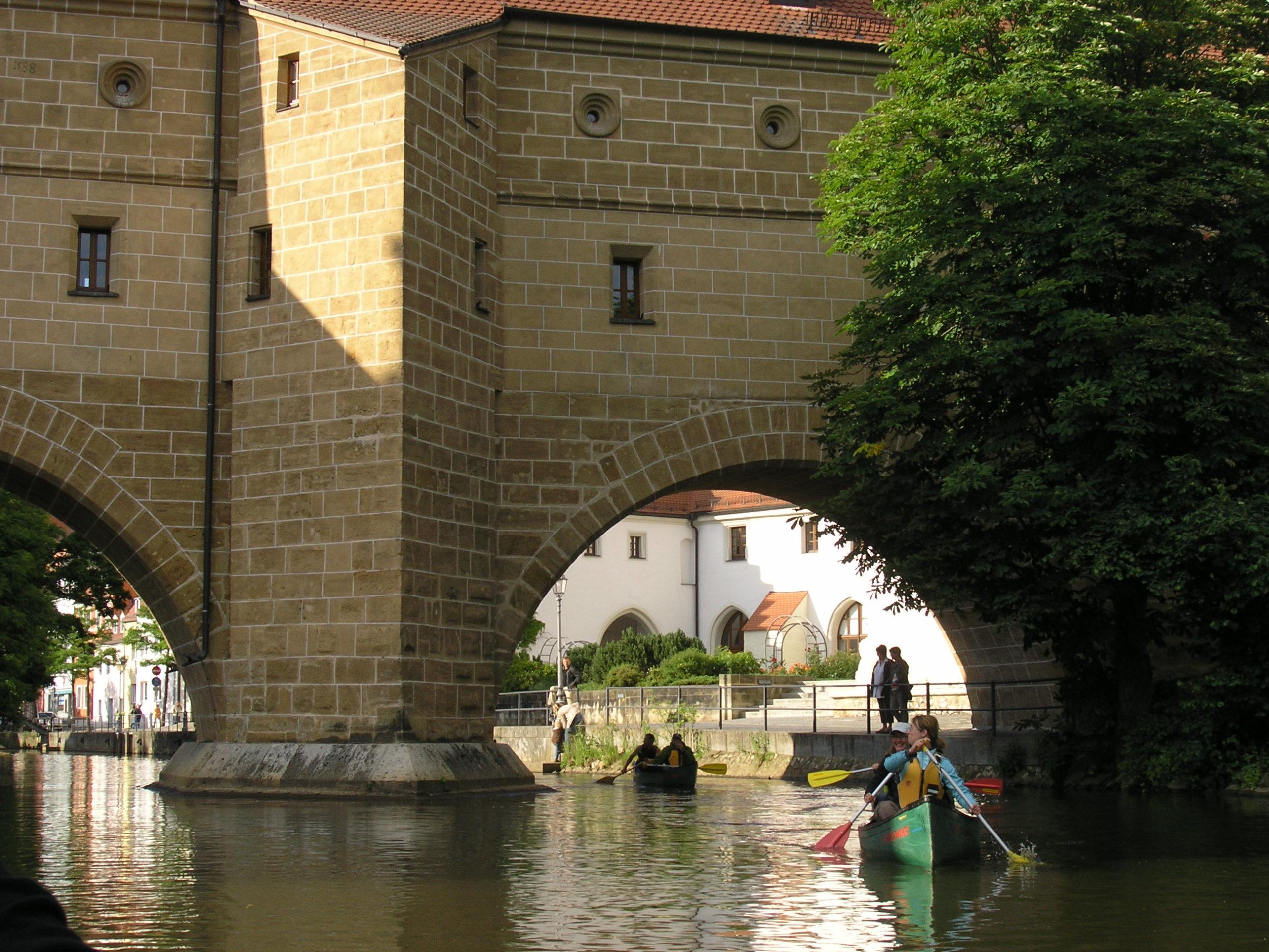 Amberger Innenstadt